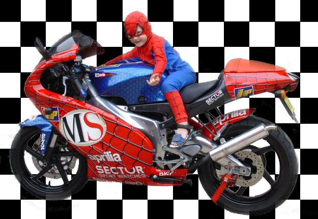 Aprilia Racebike