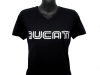 Ducati_T-Shirt_Womens_V-neck_W1_Black