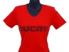 Ducati_T-Shirt_Womens_V-neck_W1_Red