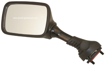 Ducati 900 750ie ss l h mirror gowanloch ducati for Mirror 750 x 900
