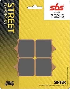 SBS Brake Pads - 762HS - MF262