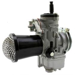 Carburettor & Fuel