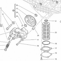 Oil Pump -Filter