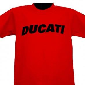ducatitshirtkidsk6red
