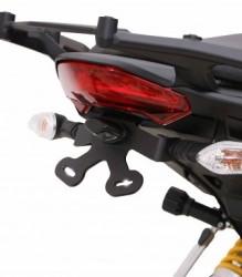 Ducati Multistrada 1200 Tail Tidy