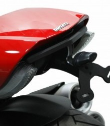 Ducati Diavel Static Tail Tidy