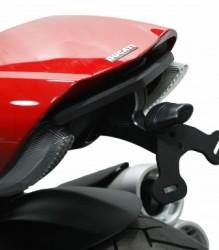 Ducati Diavel Static Tail Tidy