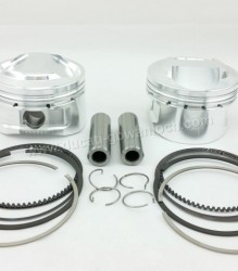 Ducati Pantah Hi-Comp Piston Set – 80mm