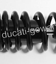 Ikon Rear Shocks – 330mm – Black