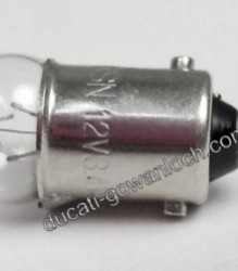 Globe 12V 3.4W for Nippon Denso Instrument