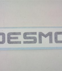 Ducati Desmo Decal Rnd E -0803.03.865