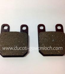 Brembo 04 Carbon Ceramic Brake Pads