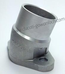 Dellorto / Malossi PHM 40MM Rear Inlet Manifold