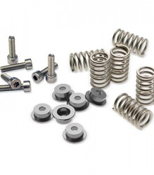 Clutch Springs & Cap Kits – Grey