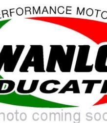 Ducati Cush Drive Damper Sml Hub With Nuts(M10x1.00)