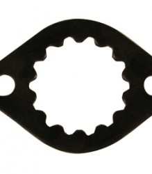 Front Sprocket Fixing Plate