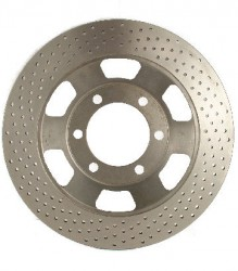 08.2283.30 280mm Brake Disc Drilled 6 hole