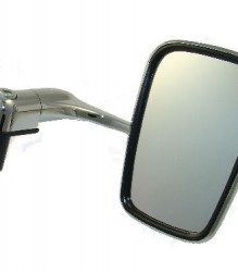 Napoleon Chrome Bar End Mirror