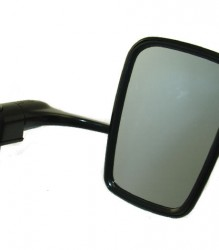 Napoleon Black Bar End Mirror