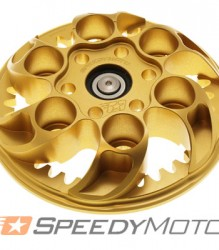 Kukri Pro Pressure Plate – Gold