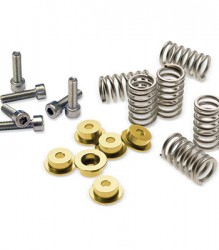 Clutch Springs & Cap Kits – Gold