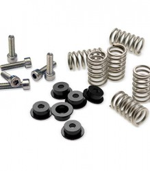 Clutch Springs & Cap Kits – Black