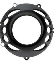 Clutch Cover Flow – Black