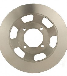 08.2283.10 280mm Brake Disc Undrilled 4 hole