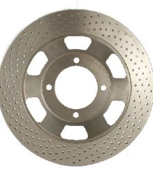 08.2283.12 280mm Brake Disc Drilled 4 hole