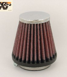 K&N RC-2580 Air Filter suits PHM 38/40/41mm Delorto Carburettors