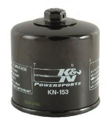KN-153 Oil Filter suit Belt Drive Ducati's
