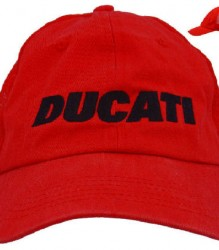 Ducati Mesh Cap C3 with Black Block Embroidery