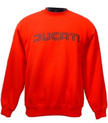 Ducati Sloppy Joe Lg TwinLine J1 Red