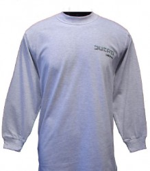 Ducati Long Sleeve Mens Sm TwinLine Desmo L4 Grey