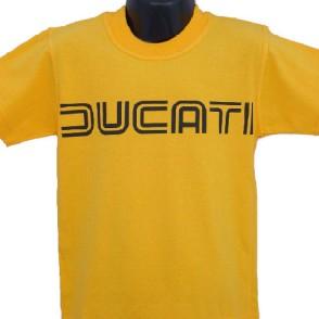 ducatitshirtkidsk1gold