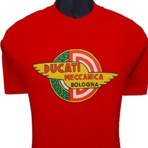ducatitshirtmenst7red