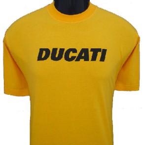 ducatitshirtmenst6gold