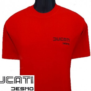 ducatitshirtmenst4red