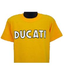 Ducati T-Shirts & Apparel