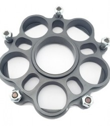 PBR Quick Change Alloy Carrier for Ducati's with Single Sided Small Hubs