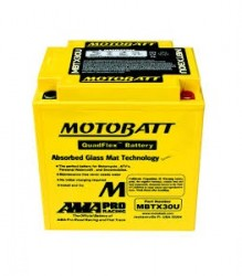 MBTX30U Motobatt Motorcycle Battery