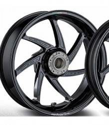Marchesini – M7R Genesi Magnesium 7 Spoke Rear Wheel