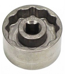 Ducati Double-sided Rear Axle Nut Socket