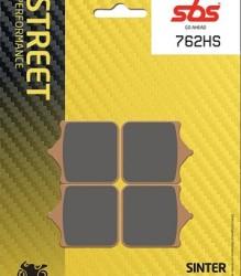 SBS Brake Pads – 762HS – MF262