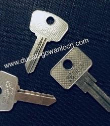 DUCATI Blank Keys – pre 1984