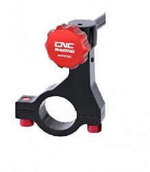 CNC RACING Remote Adjuster – For Ducati Front Brake Lever Brembo RCS – RJ002 – BLACK/RED