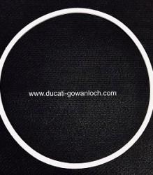 "GASKET Ø 150mm for""Aprilia"" Headlight Glass LENS – Ducati Singles – 0170.38.335"