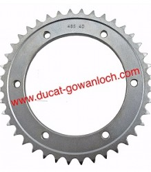 Ducati Rear Steel Sprocket PBR 485 – Singles 428 pitch