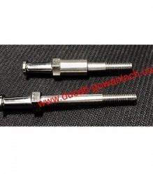 DUCATI Pair of Points Cover Bolts for Narrowcase & Widecase Singles – 0421.49.920 / 0400.49.170