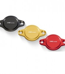 CNC RACING Ducati Timing Inspection Covers – Streaks – CF861